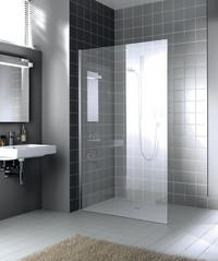 Generationenübergreifendes Duschen für jedermann