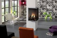 Feuerkomfort mit Fernbedienung: Gaskamine im Trend