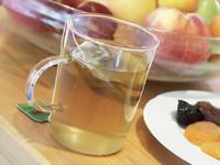 Zur Entspannung öfter mal Tee trinken