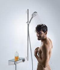 Mehr Platz für Shampoo, Spülung und Seife