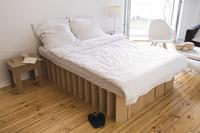 Nachhaltige Wohnideen – Wohnen pur: Möbel aus Wellpappe