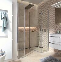 Praktisch: Pendelbare Duschlösungen – Innovativer Komfort im Badezimmer