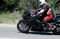 Risiken beim Motorradfahren