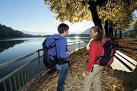 Wandergenuss auf der Südseite der Alpen!