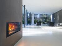 """Klare Linie, klare Formensprache: Brennzelle erhebt den Wohnraum zum """"Hotspot"""""""