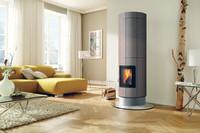 Ofenkeramik für moderne Kachelöfen: Milde Wärmestrahlung