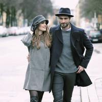 Hüte & Mützen sind die modischen Winter-Stars