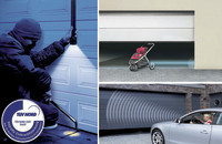 Moderne Garagentore: Sicherheit hat viele Facetten