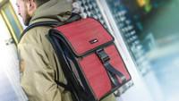 Unikate aus Feuerwehrschlauch: Taschen, Rucksäcke und Accessoires für alle Einsätze des Alltags