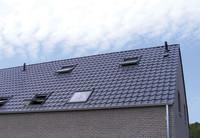 Wirtschaftlich und modern: Große Dachziegel sind Multitalente