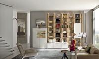 Licht schafft Atmosphäre: Möbel und Beleuchtung tragen zu einem sinnlichen Wohngefühl bei