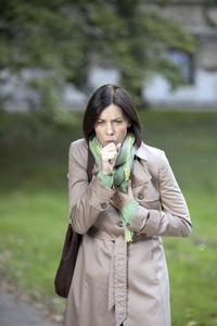 Schutz für die Atemwege: Erkältung? Nicht mit mir!