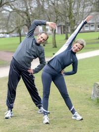 COPD: Sport stärkt die Lunge: Für mehr Lebensqualität im Alltag