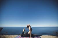 Innere Ruhe und Schlaf fördern mit Yoga