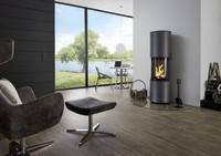Kraftvoll vereint: Imposantes Flammenbild und effizienter Wärmespeicher