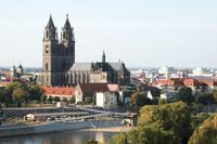 Städtetipp im Lutherjahr: Auf Zeitreise durch Magdeburg