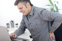 Rückengesunder Arbeitsplatz