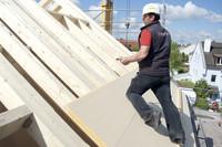 Holzfaser: Eine Wärmedämmung, die auch vor Hitze schützt