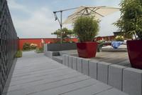Feines Gestaltungssystem für den Außenbereich: Wenn sich Ruhe und Eleganz vereinen