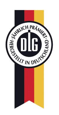 DLG-Prämierung: Geprüft und für gut befunden