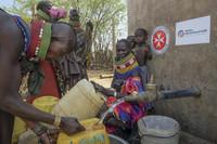 Die Not in Afrika wächst jeden Tag: Hilfsorganisationen helfen den hungernden Menschen