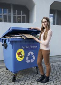 Effizientes Recycling wird immer wichtiger